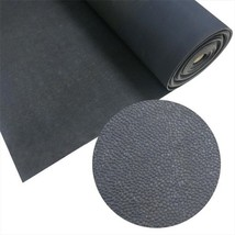 Tuff-n-Lastic Rolled Rubber Flooring Runner Mat Black, 180 x 48 x 0.12 in. - $96.31