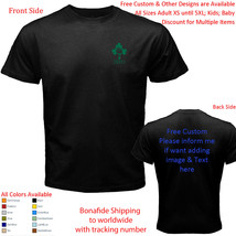 Ireland Rugby Logo The shamrock 1 Shirt All Size Adult S-5XL Youth Toddler - $20.00+