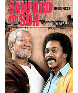 Sanford and Son - The Fourth Season (DVD, 2004, 3-Disc Set) REDD FOXX 4T... - $19.75