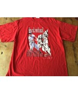 Mark McGwire smashing the record T-Shirt XL Extra Large Home Run Record ... - $9.49