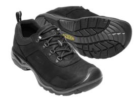 Keen Rialto Bas Taille 23cm M (D) Eu 42 Homme Oxford Lacets Chaussures Noir