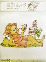 Bild Malara Stamps Seven Deadly Sins-Gluttony Unmounted Rubber Stamp