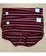 NWT 2pk XLarge Boyshort Women's Panties/Underwear By Alfani Sold @ Macy's - $13.85