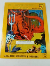 Judges Guild #190 Treasure Vaults of Lindoran by Geoffry O. Dale 1980 - $20.69