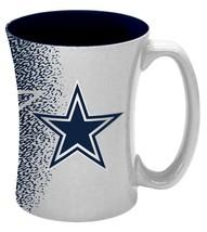 Dallas Cowboys Coffee Mug - 14 oz Mocha**Free Shipping** - $21.20