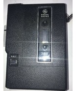Vintage GE General Electric Compact Cassette Player ALC Auto Stop & MIC ... - $14.01