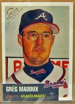 1999 Topps Gallerie Heritage #TH18 Greg Maddux - $15.85