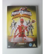 Power Rangers Dino Thunder Collision Course DVD Used - $1.50