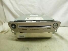 11 12 Hyundai Genesis Lexicon Radio Cd DVD Gps Navigation 96560-3M350 GQZ10 - $158.40