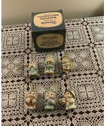 Dreamsicles 2001 Nativity Christmas Tree Ornaments Set Of 6 With Box For... - $11.49