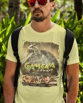 Gamera T-shirt retro sci fi Japanese monster movie Godzilla 1960s  graphic tee image 3