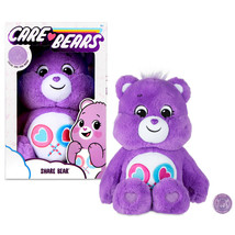 "Care Bears - 'SHARE BEAR' - PURPLE - 14"" Plush Soft Huggable (2020) - $24.75"