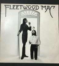 Fleetwood Mac Self Titled 1975 LP Vinyl Record Album w/ Insert Reprise M... - £11.83 GBP
