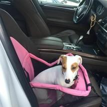 Dog Car Seat Folding Basket Pet Mat Carrier Travel Bag Hammock Waterproo... - $23.99+
