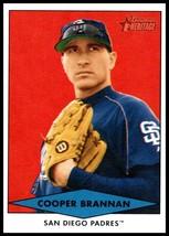 2007 Bowman Heritage Prospects #BHP99 Cooper Brannan NM-MT San Diego Padres - $1.49