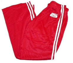 Women's Los Angeles Angels of Anaheim Mesh Pants MLB Baseball Red NEW