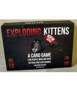 Exploding Kittens: NSFW Edition Card Game - $14.84