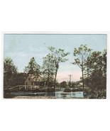 Killions Mill Waynesboro North Carolina 1908 postcard - $5.94