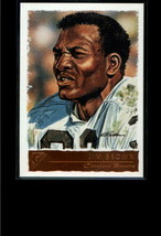 2001 TOPPS GALLERY #144 JIM BROWN NM-MT - $0.98