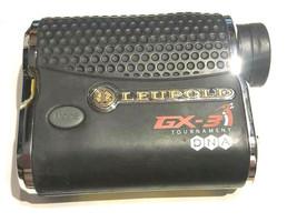 LEUPOLD GX-3i RANGEFINDER POWERS ON DISPLAY HARDLY VISIBLE NO DISTANCE M... - $89.09