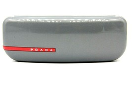 PRADA SPORT EYEGLASSES EYEGLASSES OPTICAL HARD GRAY CASE ONLY - $10.48