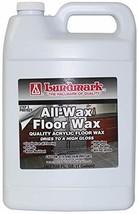 Lundmark All Wax, Self Polishing Floor Wax, 1-Gallon, 3201G01-2