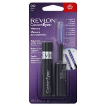 REVLON CUSTOMEYES Mascara - No 001 Blackest black - $9.99