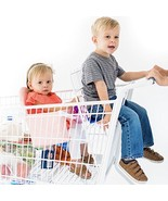 Buggy Bench The Original Shopping Cart Seat Carrier Blush Pink for Baby,... - $38.61