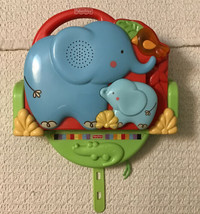 Fisher Price LUV U ZOO Crib N Go Projector Soother - T6338, Popular Line... - $47.52