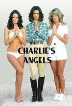 "Charlie's Angels 24 x 35 ""ANGELS PRAYING"" Poster Reprint - TV Crime Acti... - $45.00"