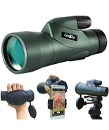 Gosky 10x50 High Definition Monocular Telescope and Quick Smartphone Hol... - $76.02