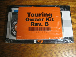2017 Harley-Davidson Touring Owner's Owners Manual KIT NEW - $47.12