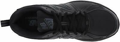 NEW BALANCE WOMENS SZ 6.5 2A NARROW BLACK TRAINING SHOES SNEAKERS RUN 857V2 NIB