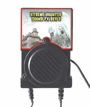 Morris HAUNTED HOUSE XTREME SOUND FX BOX Spooky Halloween Effects Motion... - $37.97