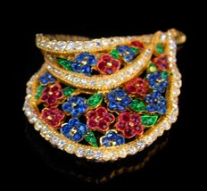 Couture Jewelry - Signed LeC Le Couturier - Marcel Boucher - designer couture  image 4
