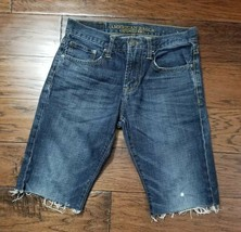 Mens American Eagle Cutoff Jean Shorts Size 28 (Inventory M4) - $19.79