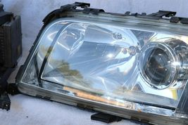 01-03 Audi A8 S8 Quattro HID Xenon Headlight Head Lights Set L&R - PRO POLISHED image 3