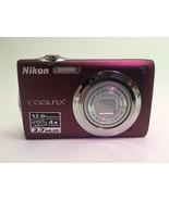 Nikon Coolpix S3000 Camera for Parts - $11.38