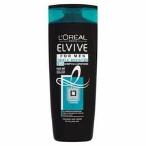L'Oreal Elvive Men Triple Resist Shampoo 400ml - $9.02