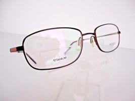 MODO TITANIUM Mod. 602 (MBWN) Matt Brown 52 x 18 145 mm Eyeglass Frames - $24.70