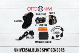 Universal Blind Spot Sensor System for all Vehicles - $118.75