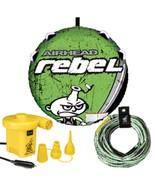 AIRHEAD Rebel Kit w/Deck Tube, Pump & Tube Rope - $159.84
