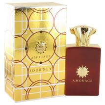 Amouage Journey by Amouage Eau De Parfum Spray 3.4 oz for Men - $237.97
