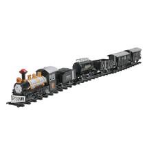 Northlight 17-Piece Consumate Model B/O Lighted & Animated Classic Train... - $38.11