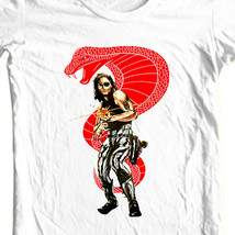 Snake Plissken Escape from New York T-shirt old Sci Fi film free shipping cotton image 1
