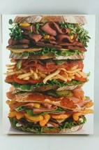 Springbok Snack Stack 500 Piece Jigsaw Puzzle Stacked Deli Sandwich 18x2... - $14.03