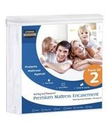Utopia Bedding Premium Zippered Waterproof Mattress Encasement Pack Of 2... - $38.61