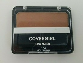 Covergirl Cheekers Bronzer, Golden Tan 104 Sealed - $8.49