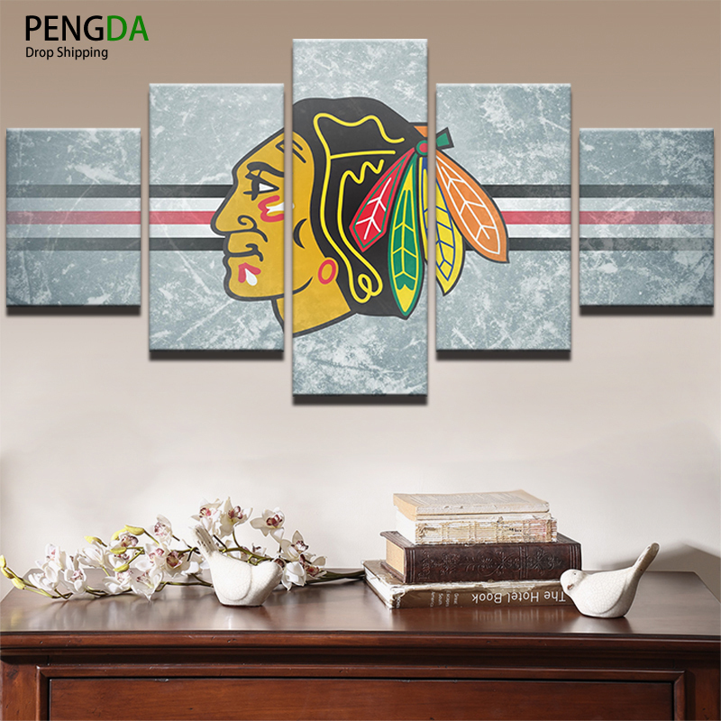 Home Decor Coquitlam: Hockey Art For Sale