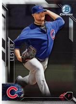 2016 Bowman Chrome #17 Jon Lester > Chicago Cubs - $0.99